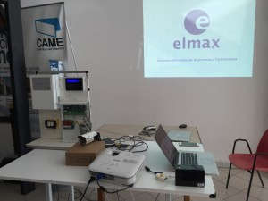 Corso Tecnico individuale  Elmax Centrale Video Ip ORIA